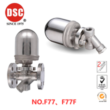 DSC All stainless steel float & thermostatic steam traps NO.F77、F77F