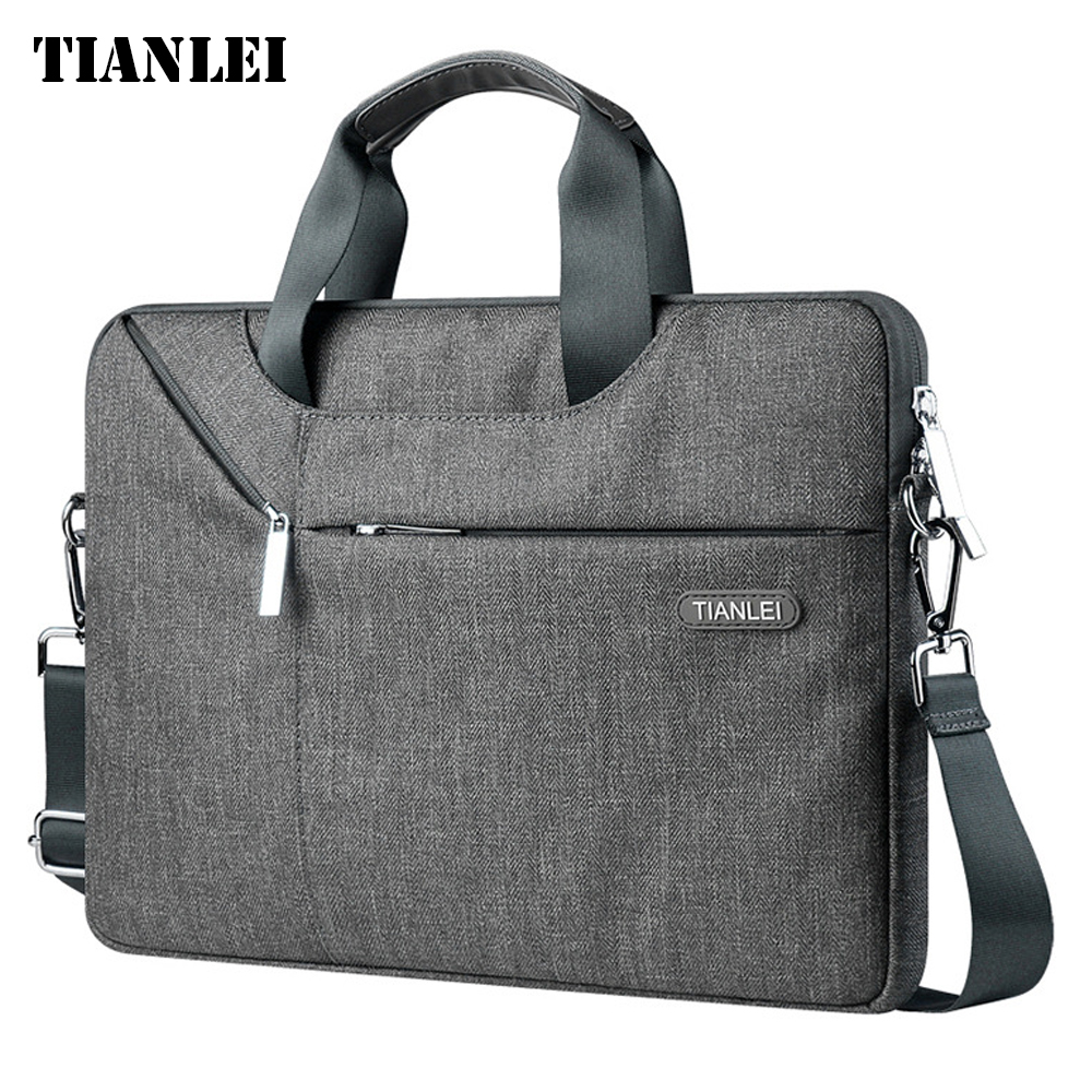 Laptop Messenger Bag For Xiaomi Mi Notebook Pro 15 6 14 13 3 Waterproof Nylon Sleeve Case Inch Macbook Air 4 In Bags Cases From