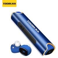 TOOBUKK S2 Portable Mini TWS Wireless Waterproof Bluetooth Earphone In Ear Stereo Handsfree Sport Headset For