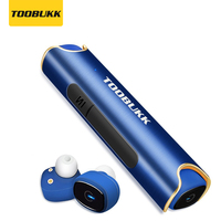 TOOBUKK S2 Portable Mini TWS Wireless Waterproof Bluetooth Earphone In Ear Stereo Handsfree Sport Headset For