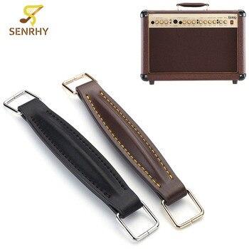 SENRHY Retro amplificador de guitarra de cuero con racor para Marshall Amp AS50D/AS100D partes de guitarra y accesorios Venta caliente