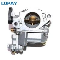 Carburetor assy 66M 14301 12 00 for Yamaha 4 stroke 15hp F15 electric start outboard engine