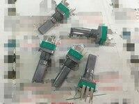 1 unids/lote 418-S1-693-HA RK097N potenciómetro de unión única B20K longitud del vástago 20MMF con punto central
