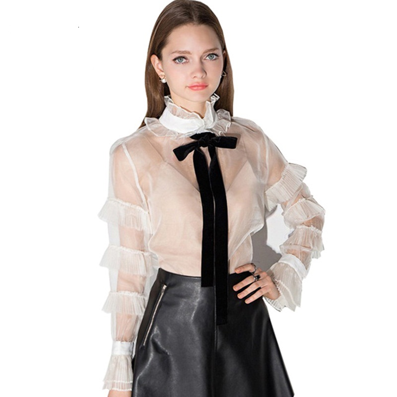 Compare Prices on Sheer White Shirt- Online Shopping/Buy Low Price ...
