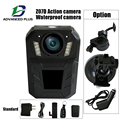 2016 new action camera full hd 1080p 2.7K camara deportiva sport bike diving cam digital outdoor Night vision body camera