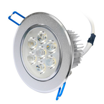 9w 12w 15w 21w  Recessed downlight led ceiling lamp Dimmable 220v 110v Warm /Natur/Cold White Epistar Led downlights Spot light