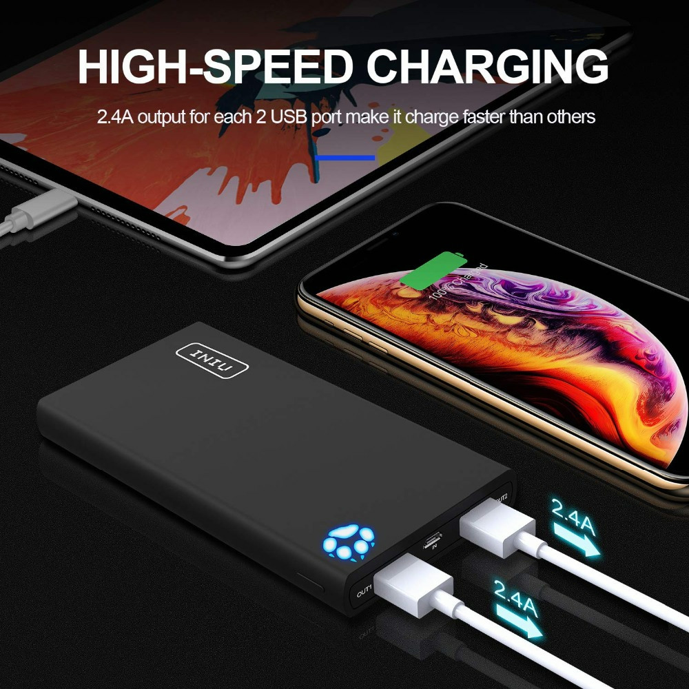 Portable high-speed charging power 2