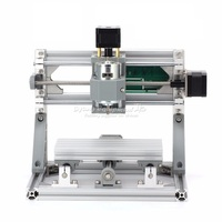 GRBL Control Mini CNC Laser engraver 1610 PRO for PCB Wood with 500MW 2500MW 5500MW optional