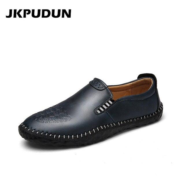 Homme Mocassins Bateau Cuir Chaussure mode sandales Casual Chaussure NnEUEZwx2
