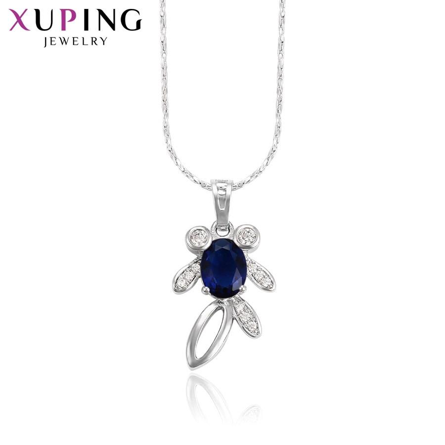 11,11 сделок Xuping мода прекрасный кулон Шарм Дизайн украшений для девочек Для женщин подарок на день матери M35-3010