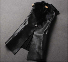 Female Elegant Jacket Fur