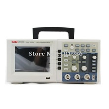 UNI-T UTD2025C 250MS/s Sample Rate Full Colour LCD 2 Channels Bench Digital Storage Oscilloscope professional device jinhanic jds2012a digital handheld oscilloscope 1 channels 20mhz 200msa s sample rate os eu plug