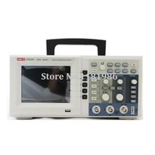 цена на UNI-T UTD2025C 250MS/s Sample Rate Full Colour LCD 2 Channels Bench Digital Storage Oscilloscope
