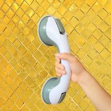 Высококачественная практичная безопасная ванная комната поручень барная ручка для пожилых людей безопасность Ванна Душ Ванна Нескользящие часы с чашкой на присоске для ванной