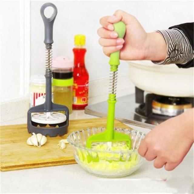 Potato Masher Press Easy Use Mashed Tools Fruit Vegetable Kitchen Tool Magic Gadgets