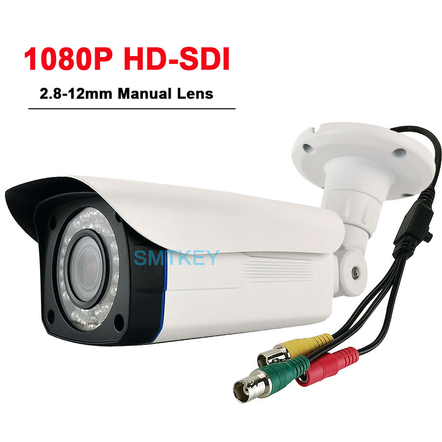 1080P HD SDI CCTV カメラ 2.8 〜 12 ミリメートル 2 メガピクセル〜 ICR サポート wdr OSD HD SDI CCTV カメラ  グループ上の セキュリティ & プロテクション からの 監視カメラ の中 1