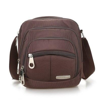 New Fashion Unisex Shopping bag!Hot Women Shoulder&Crossbody bags All-match Top Versatile Nylon Casual Men Traveller Carrier