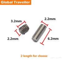 5 pieces/set Saxophone cork screw adjustment accessories parts repair