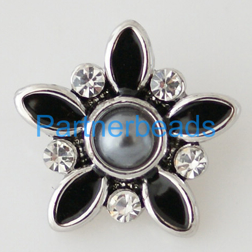 product High quality Hot Sale DIY 20mm Snap Buttons for ginger snap jewelry Fit button Bracelets from www partnerbeads com KB5168