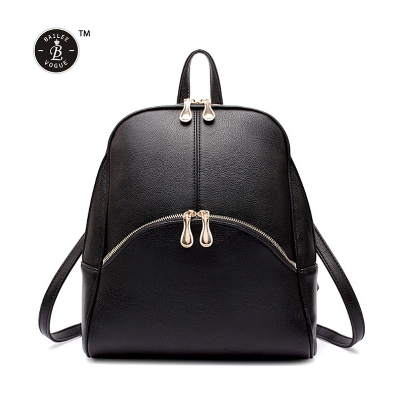 Aliexpress.com : Buy 2015 Good Quality Leather Backpacks For ...