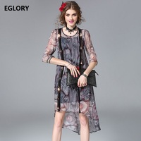 Top Quality Fashion New Party Wedding Women S Dress 2017 Summer Ladies Hollow Out Lace Embroidery