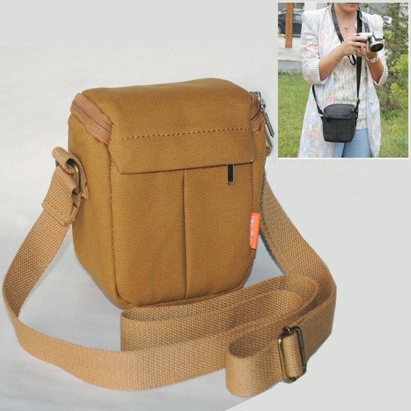 Camera Case Bag For Canon EOS M M2 M3 G1X Mark II G5X G7X SX720 SX710