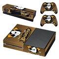 НХЛ Анахайм Дакс Наклейка Стикера Кожи для Microsoft Xbox One Kinect и Консоли и 2 Контроллера Винил Игры Наклейки