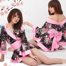 sexy lingerie Japanese Cherry Blossom kimono improved taste high quality Home Furnishing clothing