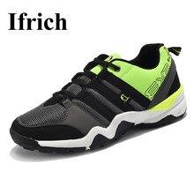 Ifrich Shoes Running Women Summer Men Sneakers Anti-Slip Walking Running Shoes Men And Women Comfortable Couples Running Shoes