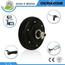 innovative 5 inch electric wheel motor hub motor 36V 250W electric scooter motor mini ebike skateboard kit