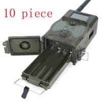Бренд 10 шт. hc300m Охота Камера Корабль из Германии Франции Охота hc300m Охота Камера Trail Камера дикой природы Камера ловушки