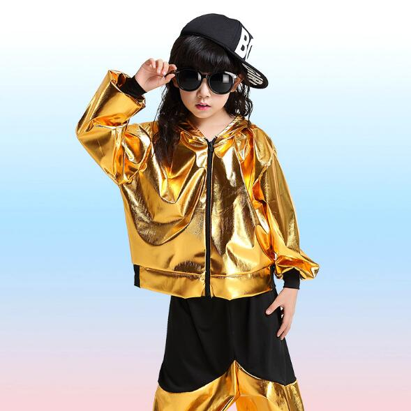 2017 Spring/Autumn Children's Clothing Set Boys Girls Sequined Clothes Kids Sport Suits Hip Hop dance Pant & Hooded Tops new fashion children s clothing set brand dance wear costumes autumn kids sport suits hip hop boys tracksuit pants
