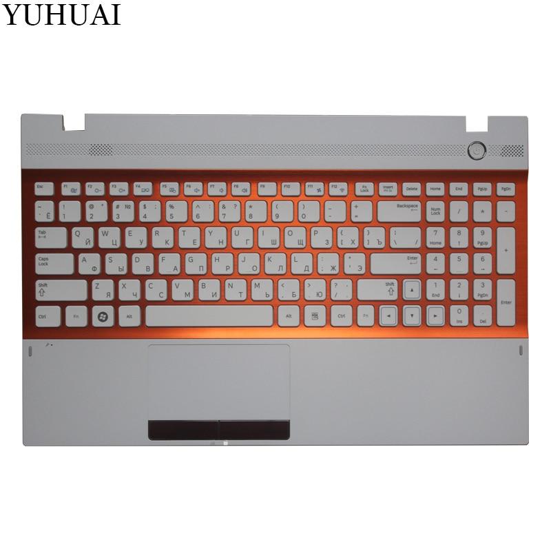 Russian New laptop keyboard for samsung NP300V5A NP305V5A 300V5A BA75-03246C RU Keyboard with shell ru keypad for samsung np300e5a np305e5a np300v5a np305v5a np300e5c russian keyboard black free shipping
