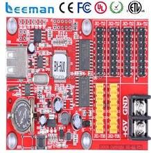 Leeman одного BX-5U0 светодиод контроллер — BX-5A2 последовательный порт асинхронный светодиодный дисплей контрольную карту (LINSN, ZDEC, JC, BX, TF, 3 Г) знак