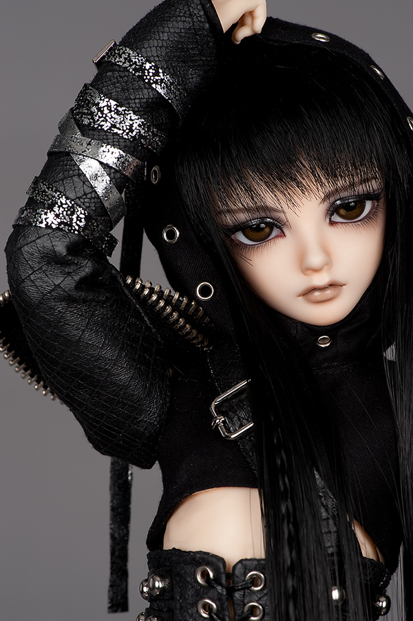 free shipping Bjd Doll for mini sd doll luts fee male Elf Assassin 1/4 bjd doll