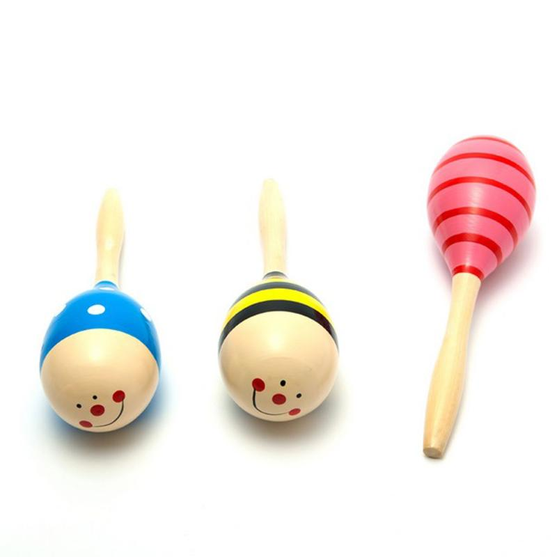 Sports & Entertainment Egg Baby Music Shaker Instrument Kids Early Learning Musicial Toys Plastic Educational Sand Hammer Birthday Gift Musical Instruments