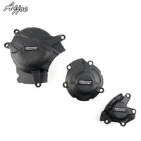 Motorcycle Engine Case Cover Set Engine Cover Kit Protection For Suzuki GSXR1000 GSX R1000 2017 2018