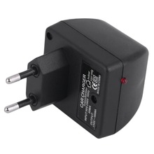 New Stylish Car Power Supply Converter Adapter 220V to DC 12V Charger Cigarette Lighter Wall Power Socket  for Home EU plug