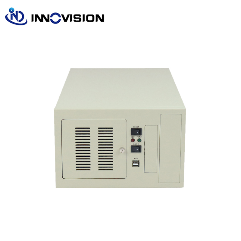 Image 5 - Compact wallmounted chassis IPC2406C industrial computer case supporting 6slot industrial ISA backplane-in Industrial Computer & Accessories from Computer & Office