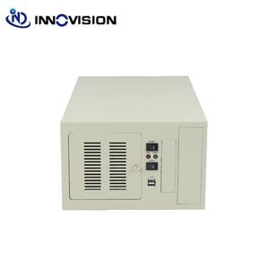 Image 5 - Kompaktowy wallmounted podwozie IPC2406C przemysłowe obudowa komputera wspieranie 6 gniazdo przemysłowe, aby zamówić ofertę ISA płyta montażowa