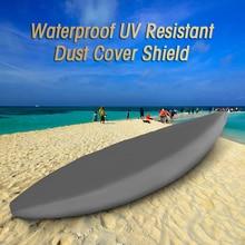 Universal Fishing Inflatable Boat Kayak Cover Waterproof Kayak Boat Canoe Storage Transport Dust Cover UV Resistant