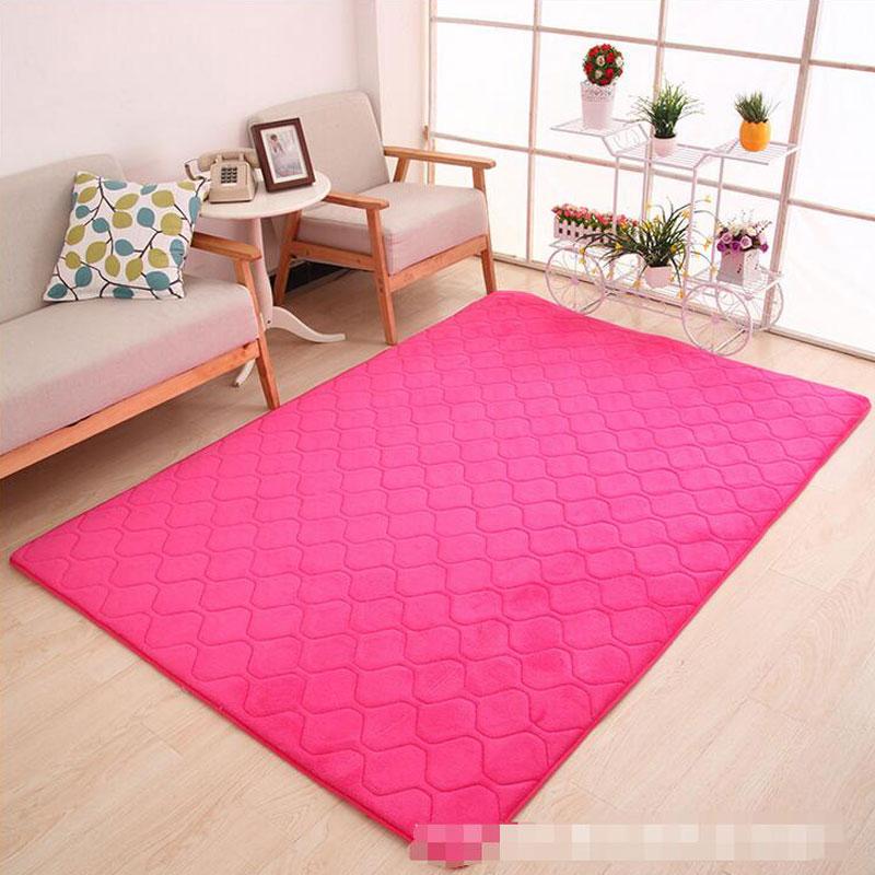 Fashion 60X160CM Mat Memory Foam Carpet Home Bathroom Skid Resistance Mat Water Absorption Door Floor Mat