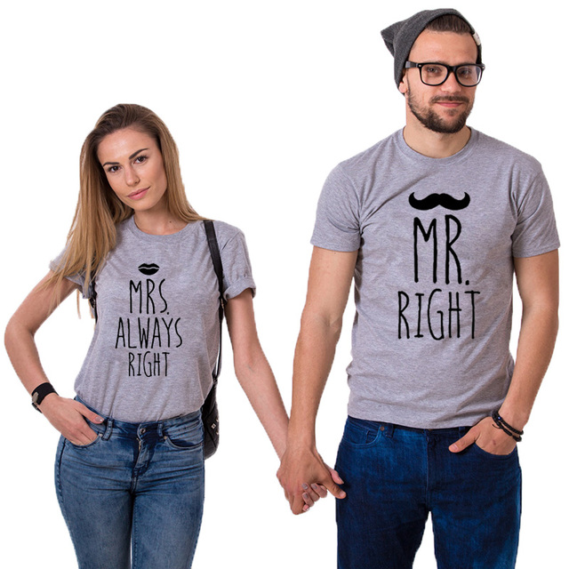 25358fb17 EnjoytheSpirit His and Her Shirts Bride and Groom Gifts Wedding T Shirts  Husband and Wife Shirts