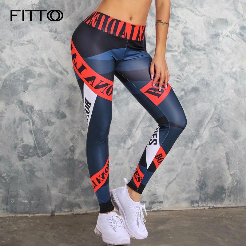 Fitness High Elastic Skinny Pants Fashion Clothing For Women Push Up Workout Leggings New 3D Print Sporting Leggings Women