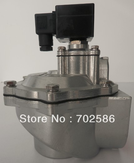 XQPC provide 2'' right-angle electro-magnetic valve like SCG353A050 of ASCO of the USA