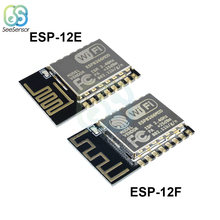 New Version ESP-12E ESP-12F Replace ESP-12 ESP8266 Remote Serial Port WIFI Wireless Module Intelligent Housing System