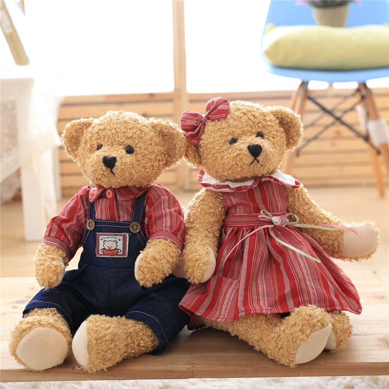 Hot bear couple