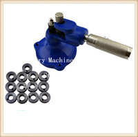 High Quality Ring Jewelry making Tools kit,Goldsmith tools,Warranty One Year Ring Stretcher Include 13 Knurls