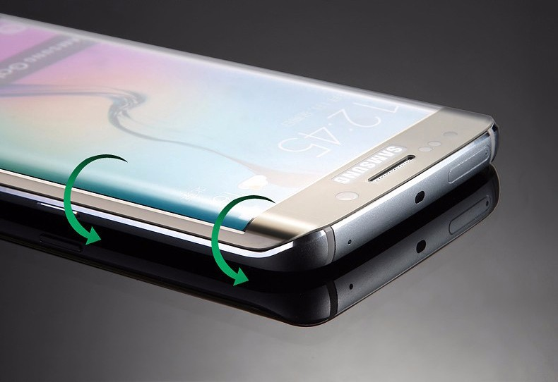 3d curved tempered glass for s7 edge s7 (6)