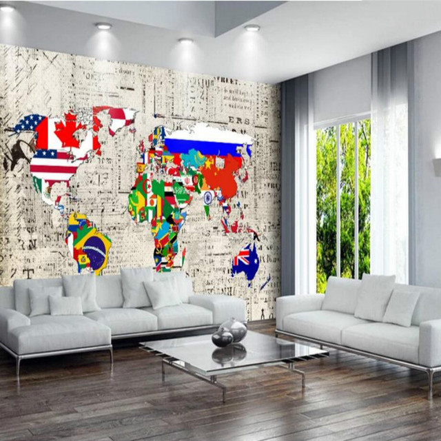 3d world map tv backdrop wall wallpaper custom 3d wall paper vintage 3d world map tv backdrop wall wallpaper custom 3d wall paper vintage decorative painting 3d wallpaper gumiabroncs Image collections